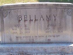 Mary <I>Vick</I> Bellamy