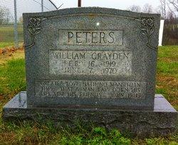 William Grayden Peters