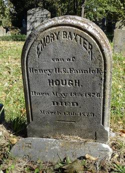 Emory Baxter Hough