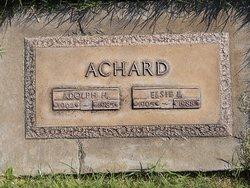 Elsie Leda <I>Giroulx</I> Achard