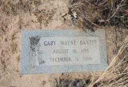Gary Wayne Baxter