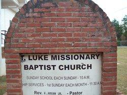 Saint Luke Missionary Baptist Cemetery