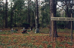 Charles Simmons Cemetery
