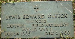 Lewis Edward Gleeck