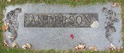 Oscar Julius Anderson