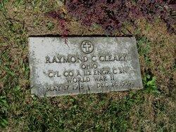 Raymond C. Cleary