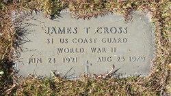 James T Cross