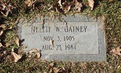 Nellie <I>Weatherford</I> Gainey
