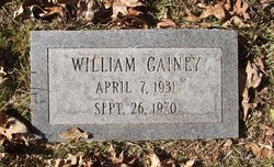 William Gainey