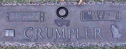Martha C Crumpler