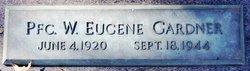 PFC W. Eugene Gardner