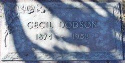 Robert Cecil Dodson