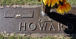 Ingram Bass Howard