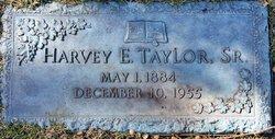 Harvey Egbert Taylor, Sr