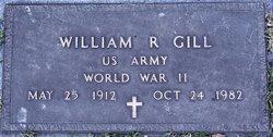 William R Gill