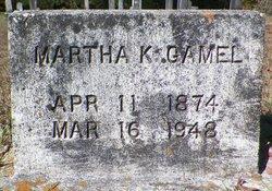Martha <I>Knighten</I> Gamel