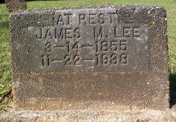 James M Lee