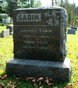 Emma Agnes <I>Lambert</I> Sabin