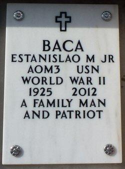 Estanislao Manuel Baca, Jr