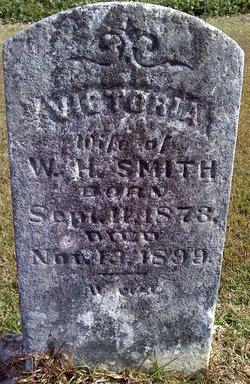 Victoria <I>Wallace</I> Smith