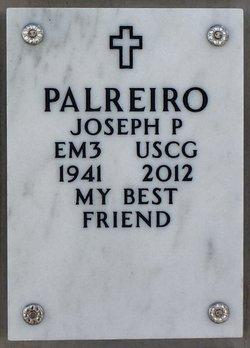 Joseph Peter Palreiro