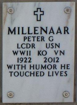 Peter G Millenaar