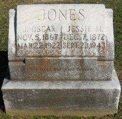 Jessie M <I>Spencer</I> Jones