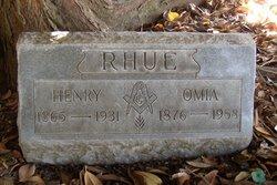Philip Henry Rhue