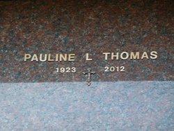 Pauline <I>Leatherwood</I> Thomas
