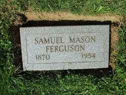 Samuel Mason Ferguson