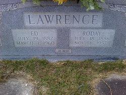 """Edward """"Ed"""" Lawrence"""