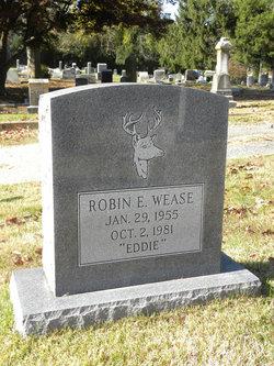 "Robin Edward ""Eddie"" Wease"