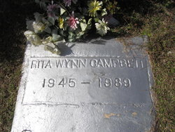 Rita <I>Wynn</I> Campbell