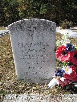 Clarence Edward Coleman