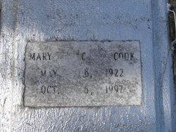 Mary C. Cook