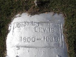 Johnnie E. Lewis