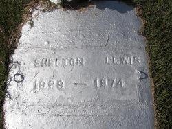 W. Shelton Lewis