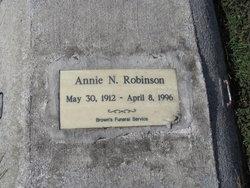 Annie N. Robinson