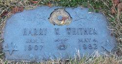 Harry W Whitmer