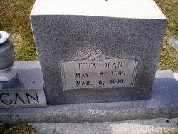 Etta <I>Dean</I> Hogan