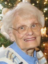 Gertrude M. <I>Luett</I> Thomas