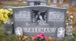 Lois Irene <I>Moore</I> Freeman