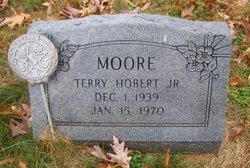 Terry Hobert Moore, Jr