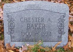 Chester Allen Baker