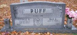 George Naginey Ruff