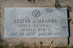 Lester J. Magner