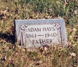 Adam Taylor Hays