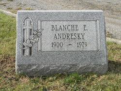 Blanche E Andresky