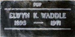 Elwyn Kilbourn Waddle