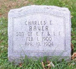 Charles E. Raver
